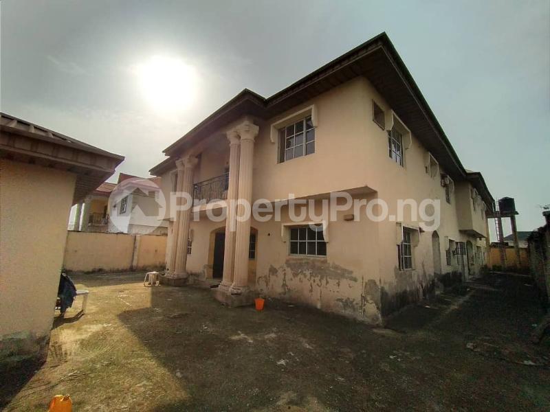 5 bedroom Semi Detached Duplex for sale Olu Odo Estate Ebutte Ikorodu Lagos Ebute Ikorodu Lagos - 0