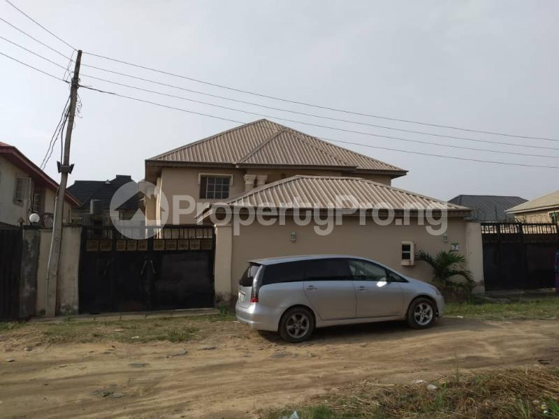 5 bedroom Semi Detached Duplex for sale Olu Odo Estate Ebutte Ikorodu Lagos Ebute Ikorodu Lagos - 9