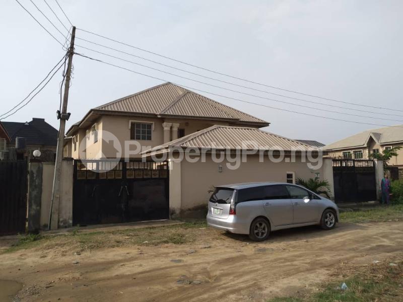 5 bedroom Semi Detached Duplex for sale Olu Odo Estate Ebutte Ikorodu Lagos Ebute Ikorodu Lagos - 13