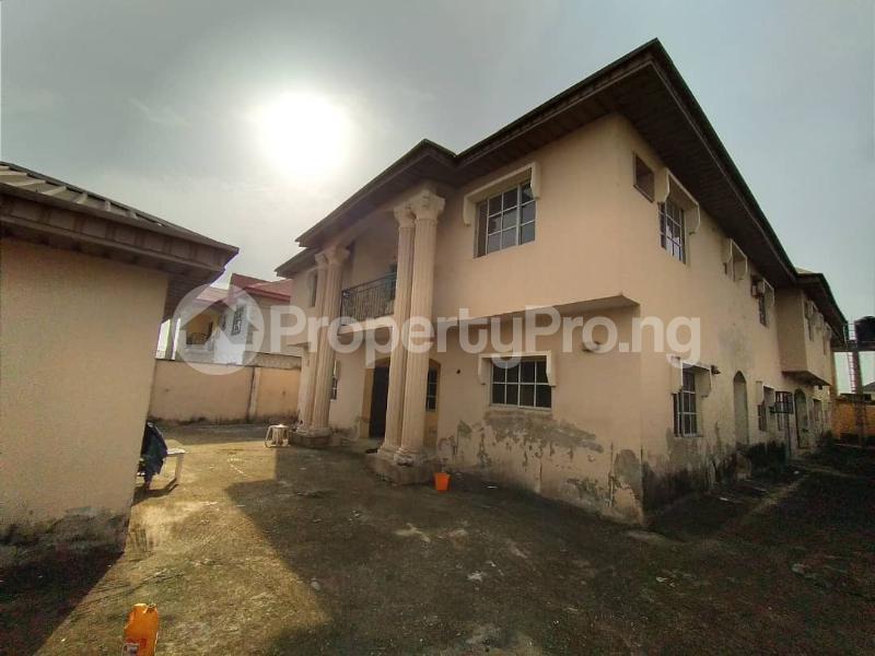 5 bedroom Semi Detached Duplex for sale Olu Odo Estate Ebutte Ikorodu Lagos Ebute Ikorodu Lagos - 16