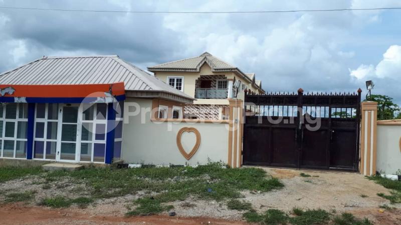 5 bedroom Detached Duplex for sale Ijede Road Igbogbo Ikorodu Lagos - 1