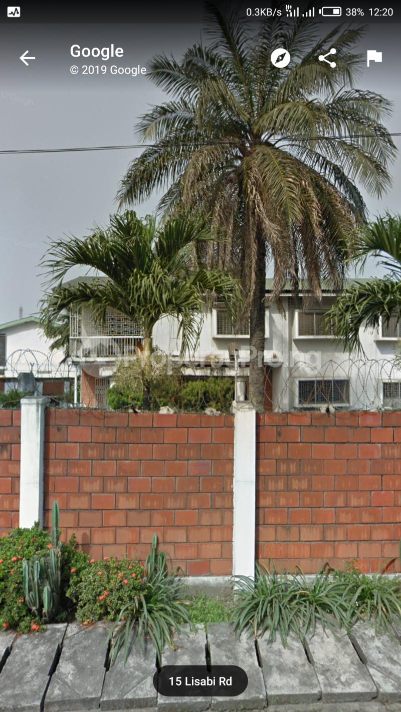 5 bedroom Detached Duplex House for sale Lisabi street Apapa GRA Lagos Apapa G.R.A Apapa Lagos - 1
