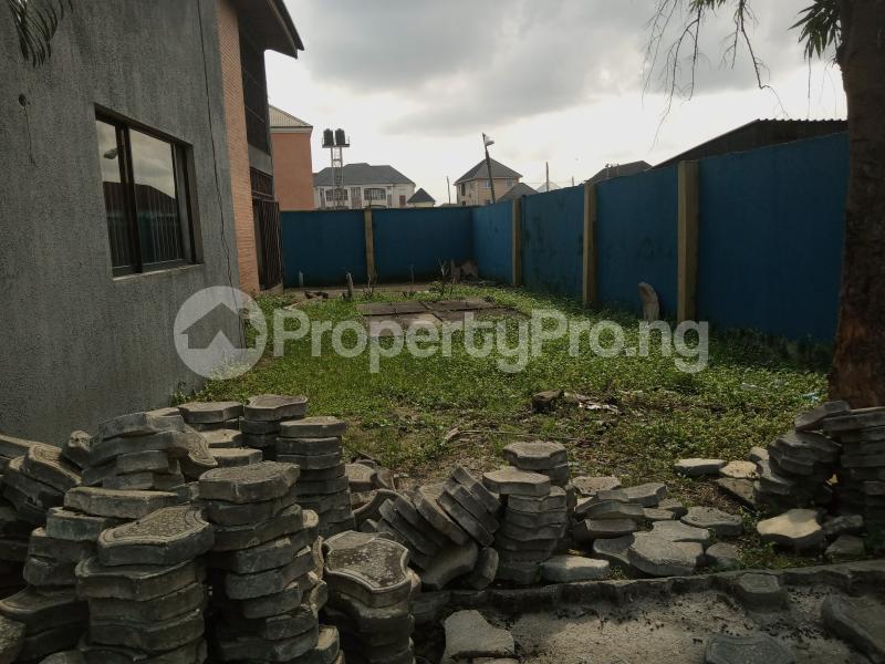 Detached Duplex House for sale Off Stadium Road Eliozu Port Harcourt Rivers - 14