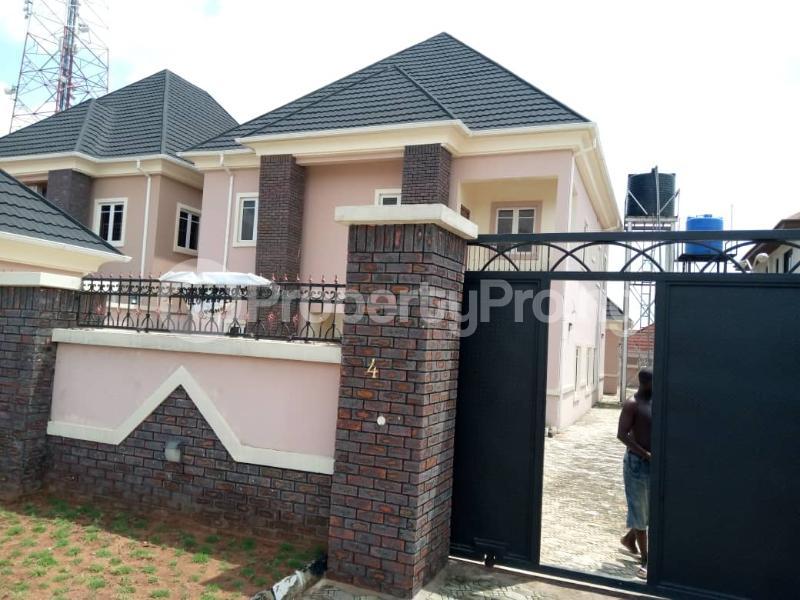 5 bedroom Massionette for sale Enugu Enugu - 1