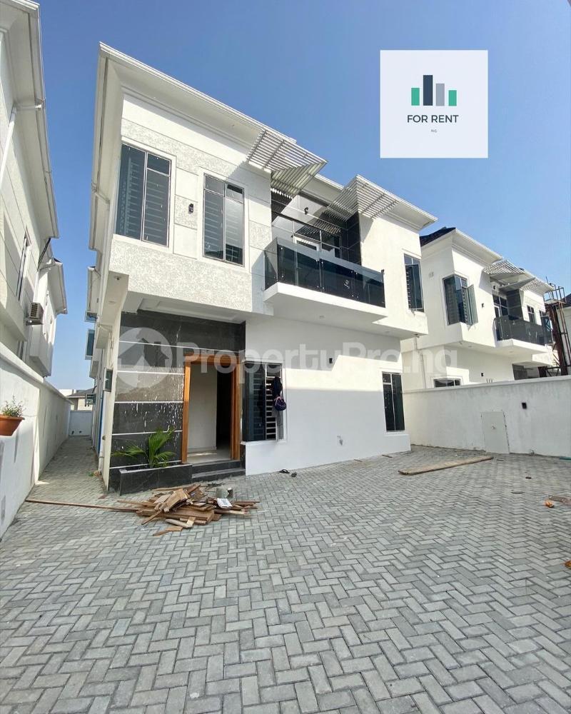 5 bedroom Detached Duplex for rent Ikate Lekki Lagos - 0