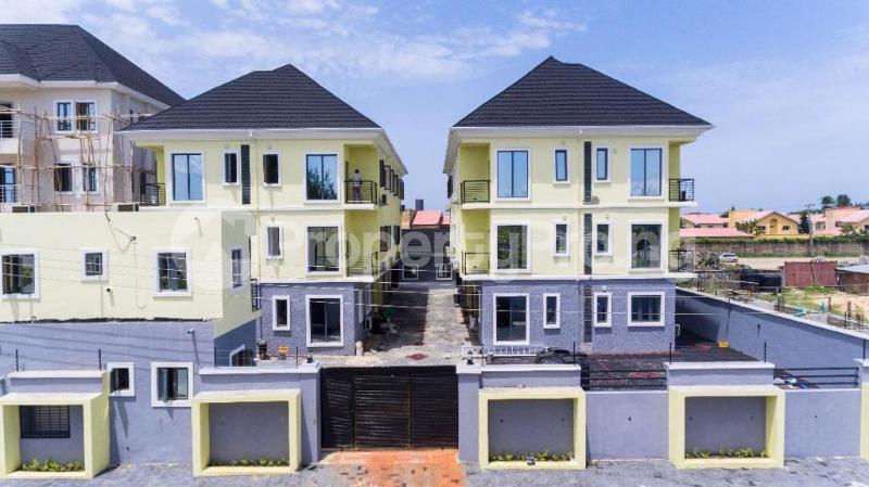 5 bedroom Semi Detached Duplex House for sale . Lekki Phase 1 Lekki Lagos - 0