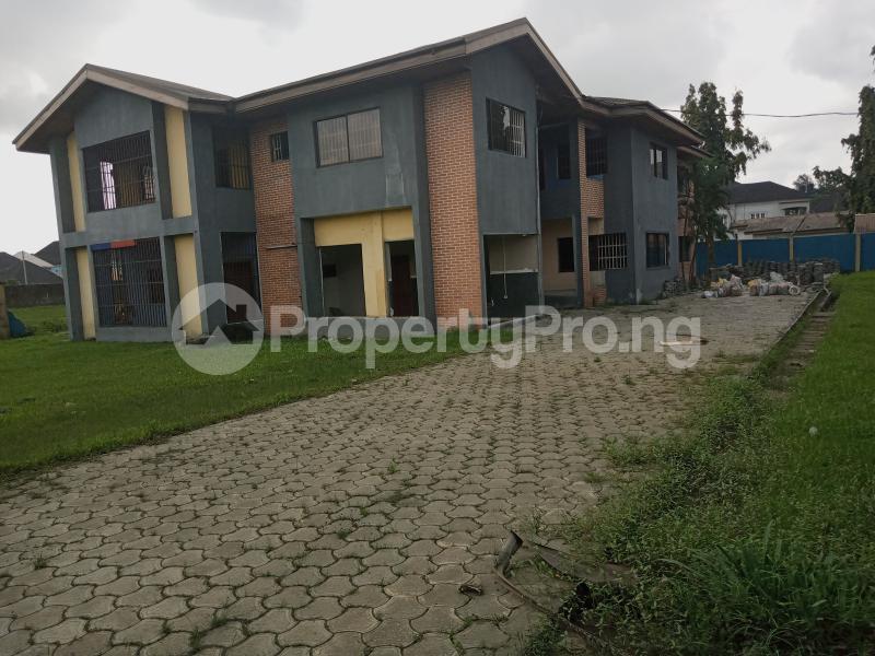 Detached Duplex House for sale Off Stadium Road Eliozu Port Harcourt Rivers - 7