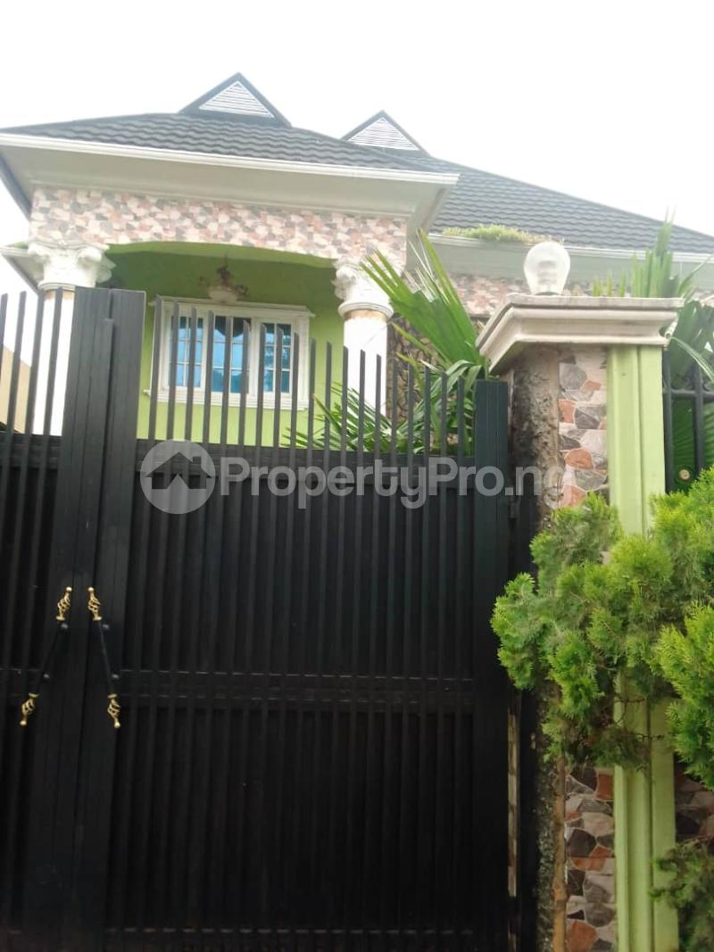 5 bedroom Semi Detached Bungalow House for rent Adewale Crescent, charity Airport Road Oshodi Lagos - 7