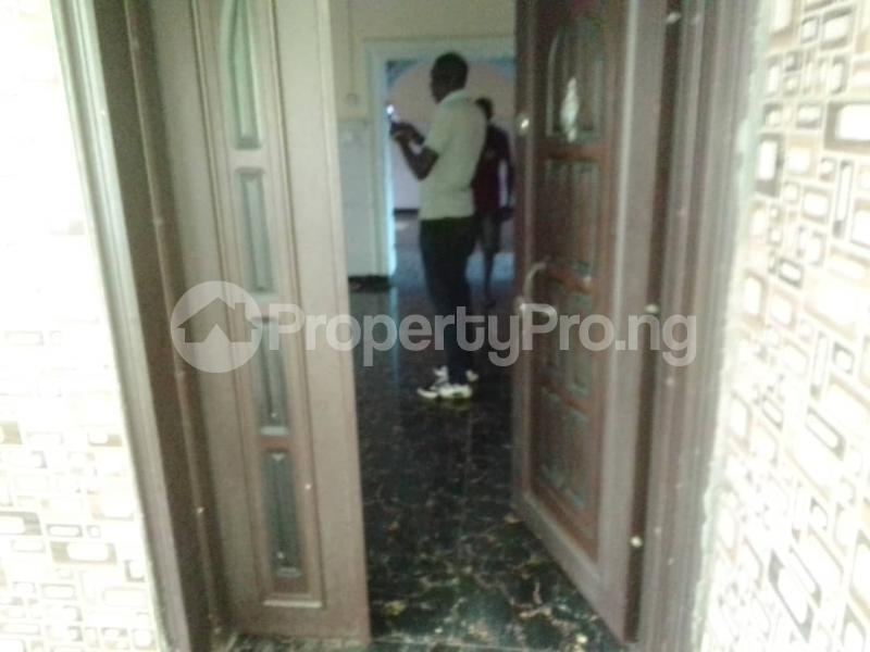 5 bedroom Semi Detached Bungalow House for rent Adewale Crescent, charity Airport Road Oshodi Lagos - 4
