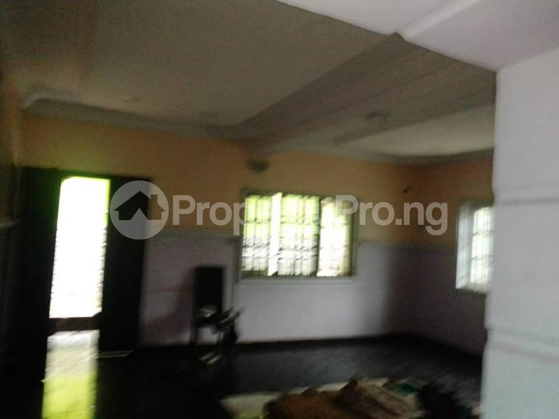 5 bedroom Semi Detached Bungalow House for rent Adewale Crescent, charity Airport Road Oshodi Lagos - 1