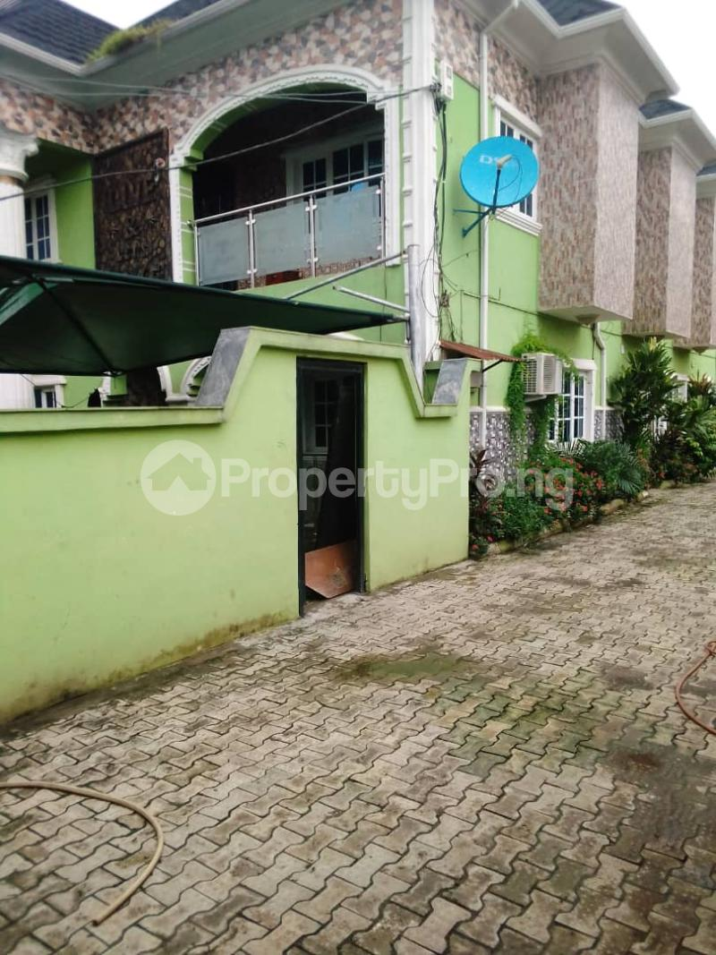 5 bedroom Semi Detached Bungalow House for rent Adewale Crescent, charity Airport Road Oshodi Lagos - 8