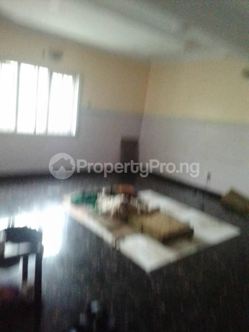 5 bedroom Semi Detached Bungalow House for rent Adewale Crescent, charity Airport Road Oshodi Lagos - 2