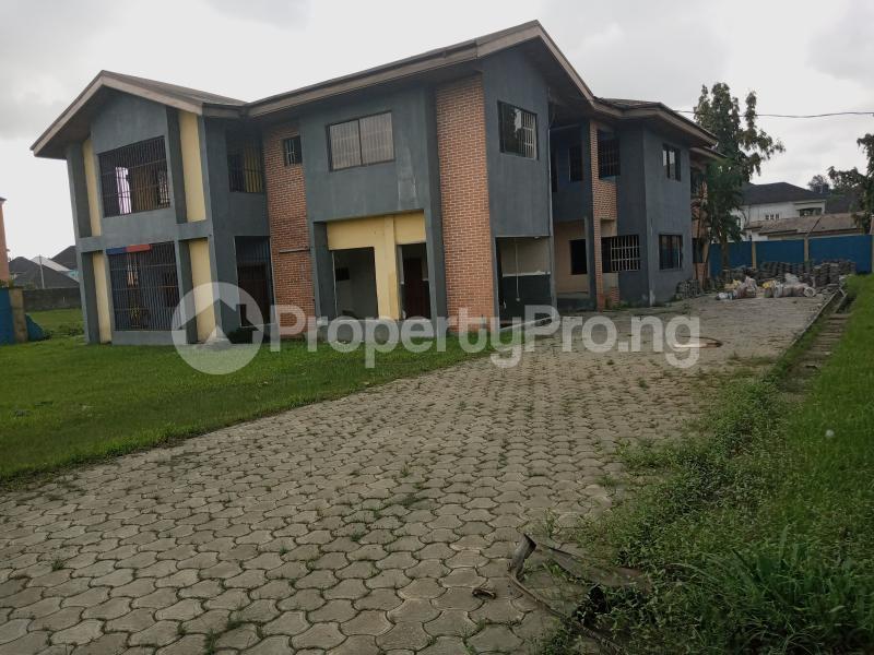 Detached Duplex House for sale Off Stadium Road Eliozu Port Harcourt Rivers - 9