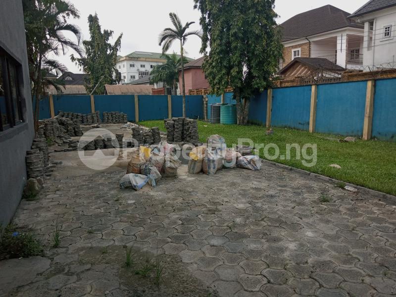 Detached Duplex House for sale Off Stadium Road Eliozu Port Harcourt Rivers - 12