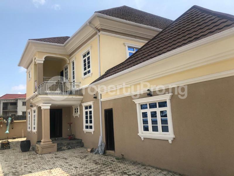 5 bedroom Detached Duplex House for rent Jahi new site  Jahi Abuja - 0
