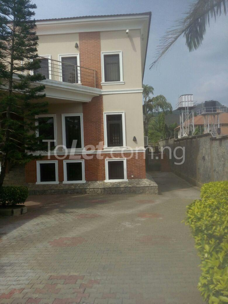5 bedroom House for rent Maitama District Maitama Phase 1 Abuja - 1