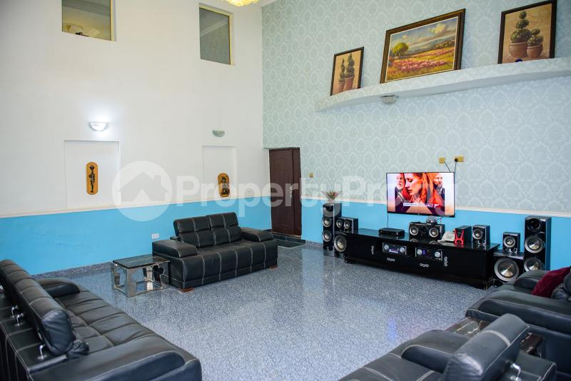 5 bedroom Detached Duplex for shortlet First Unity Estate, Co Operative Bustop Badore Ajah Lagos - 9