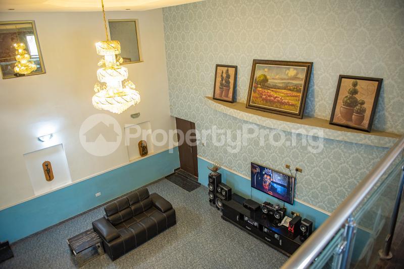 5 bedroom Detached Duplex for shortlet First Unity Estate, Co Operative Bustop Badore Ajah Lagos - 37