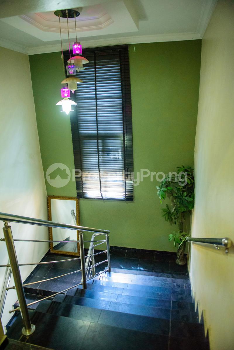 5 bedroom Detached Duplex for shortlet First Unity Estate, Co Operative Bustop Badore Ajah Lagos - 36