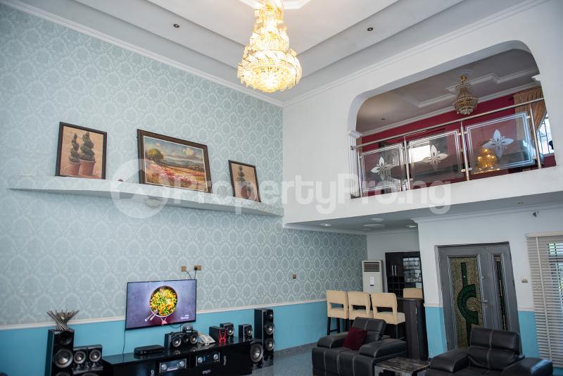 5 bedroom Detached Duplex for shortlet First Unity Estate, Co Operative Bustop Badore Ajah Lagos - 4