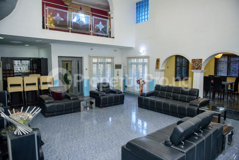 5 bedroom Detached Duplex for shortlet First Unity Estate, Co Operative Bustop Badore Ajah Lagos - 5