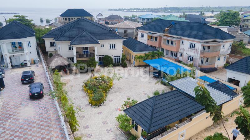 5 bedroom Detached Duplex for shortlet First Unity Estate, Co Operative Bustop Badore Ajah Lagos - 1