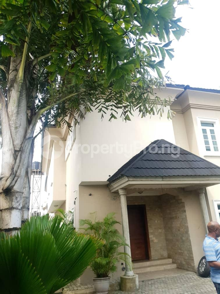 5 bedroom Detached Duplex House for sale Off Chief Collins Street Lekki Phase 1 Lekki Lagos - 0