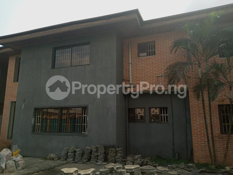 Detached Duplex House for sale Off Stadium Road Eliozu Port Harcourt Rivers - 0