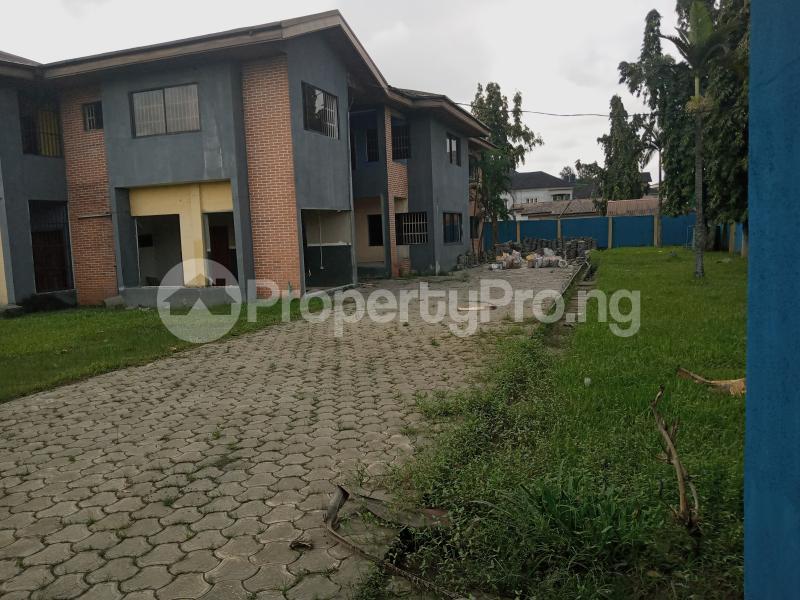 Detached Duplex House for sale Off Stadium Road Eliozu Port Harcourt Rivers - 11