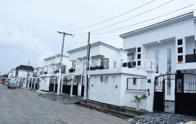 5 bedroom Detached Duplex House for sale Osapa London Lekki  Osapa london Lekki Lagos - 7