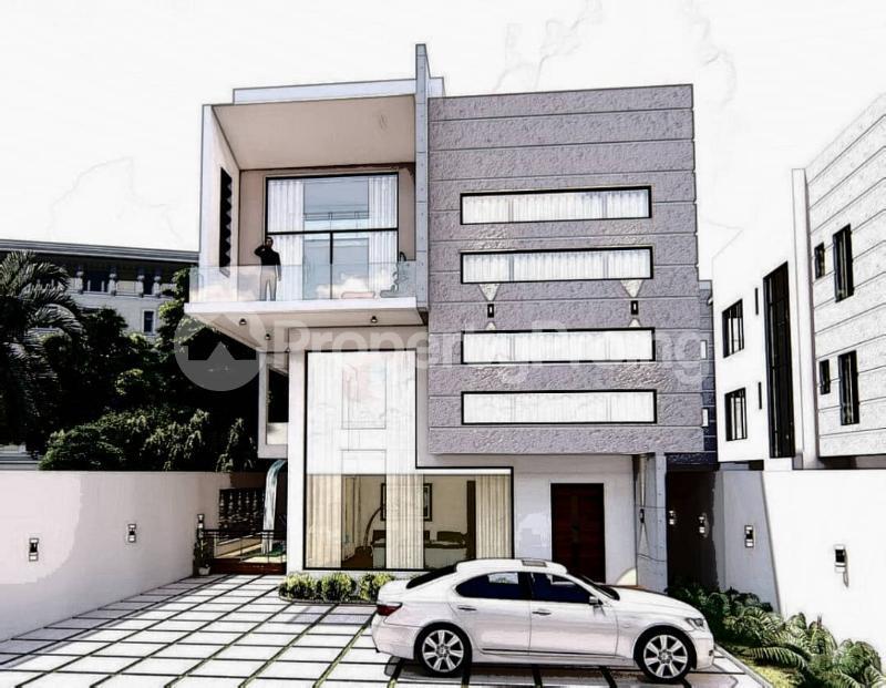 5 bedroom Detached Duplex House for sale - Banana Island Ikoyi Lagos - 0