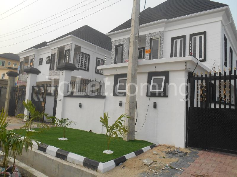 5 bedroom House for sale White Oak Estate, Ologolo Lekki Lagos - 9