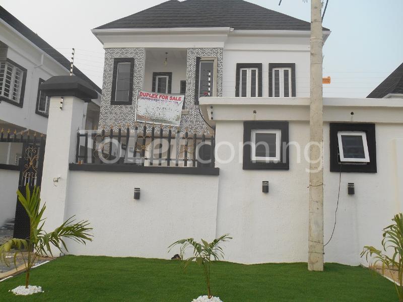 5 bedroom House for sale White Oak Estate, Ologolo Lekki Lagos - 11