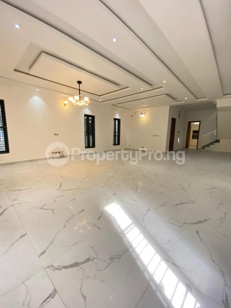 5 bedroom Detached Duplex House for rent Ikate Lekki Lagos - 1