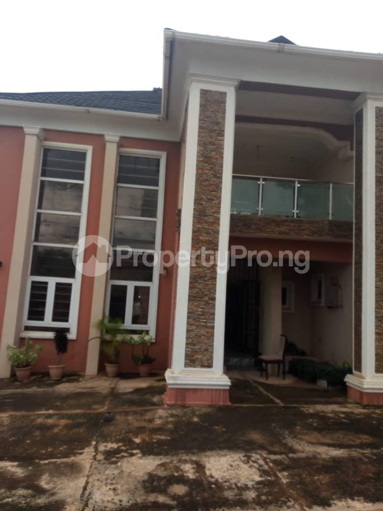 5 bedroom Detached Duplex House for sale Abeokuta Ogun State  Apakila Abeokuta Ogun - 1