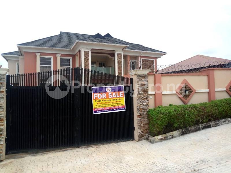 5 bedroom Detached Duplex House for sale Abeokuta Ogun State  Apakila Abeokuta Ogun - 0