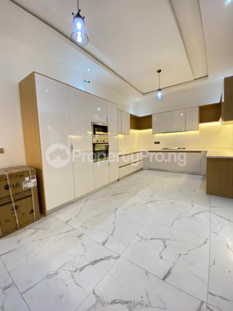 5 bedroom Detached Duplex House for rent Ikate Lekki Lagos - 8