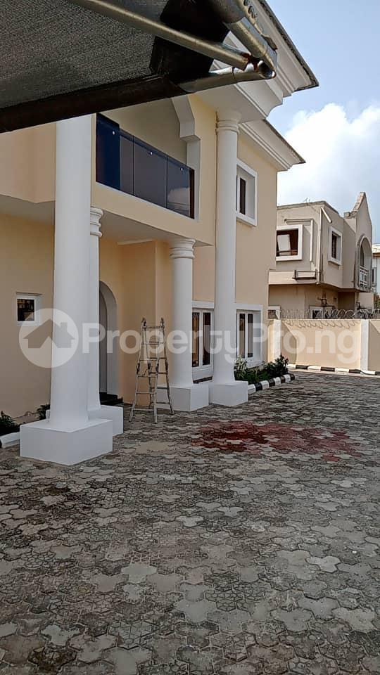 5 bedroom Detached Duplex for rent Ikate Eleguishi Ikate Lekki Lagos - 0