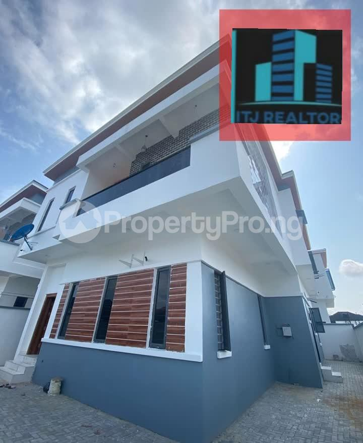 5 bedroom Detached Duplex House for sale Chevron drive chevron Lekki Lagos - 0