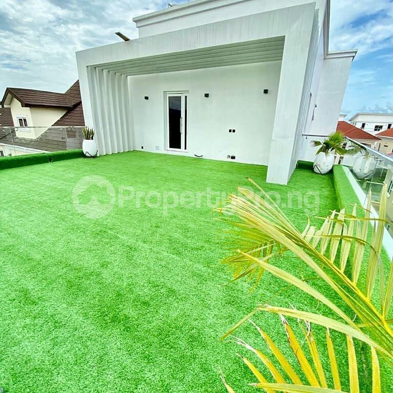 5 bedroom Detached Duplex House for rent Osapa london Lekki Lagos - 1