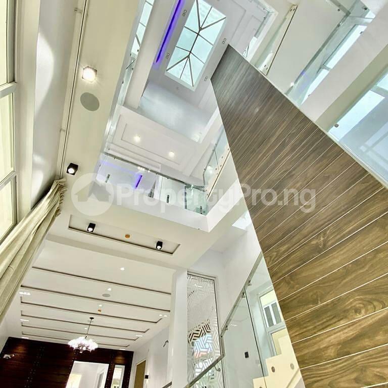 5 bedroom Detached Duplex House for rent Osapa london Lekki Lagos - 2