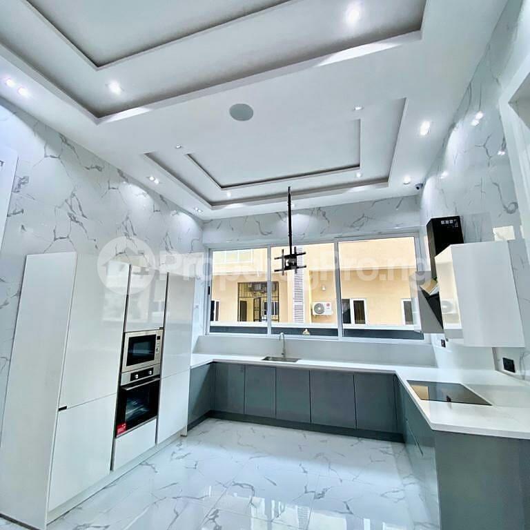 5 bedroom Detached Duplex House for rent Osapa london Lekki Lagos - 5