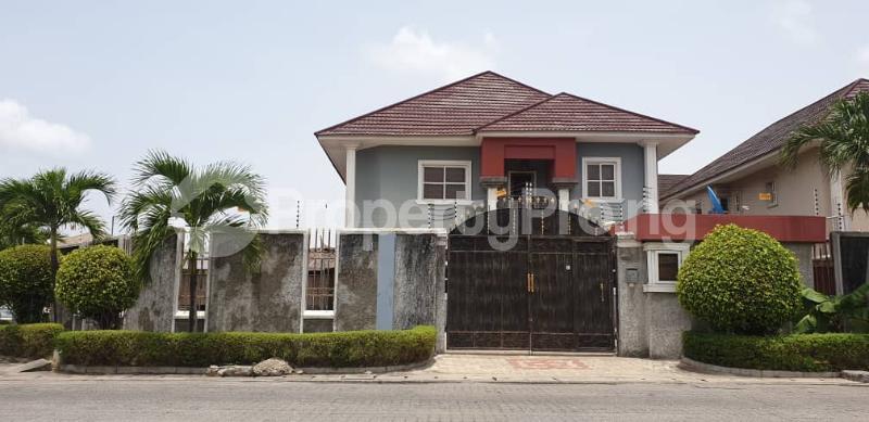 Detached Duplex House for sale VGC Lekki Lagos - 1