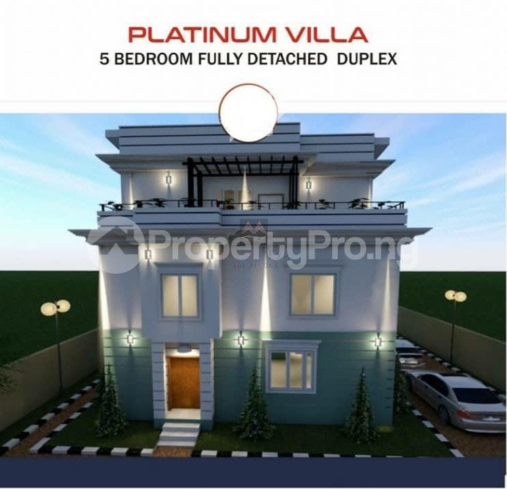 5 bedroom Detached Duplex House for sale Jabi Airport Road Jabi Abuja - 0