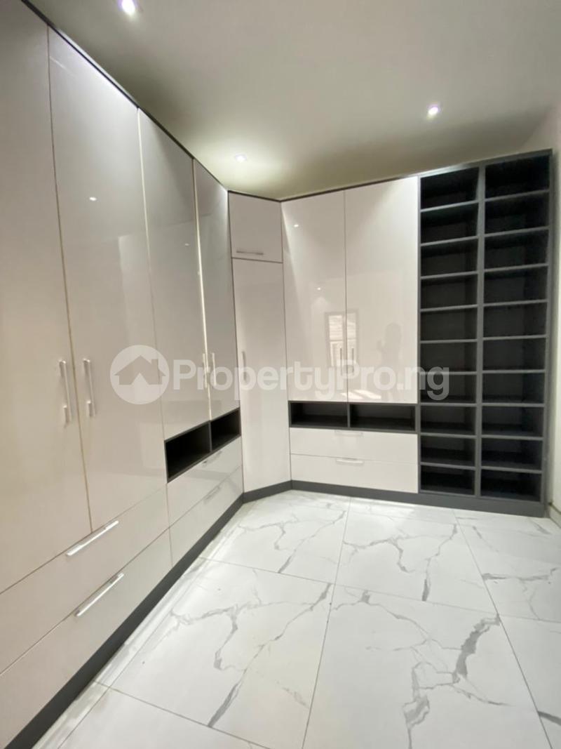 5 bedroom Detached Duplex House for rent Ikate Lekki Lagos - 4