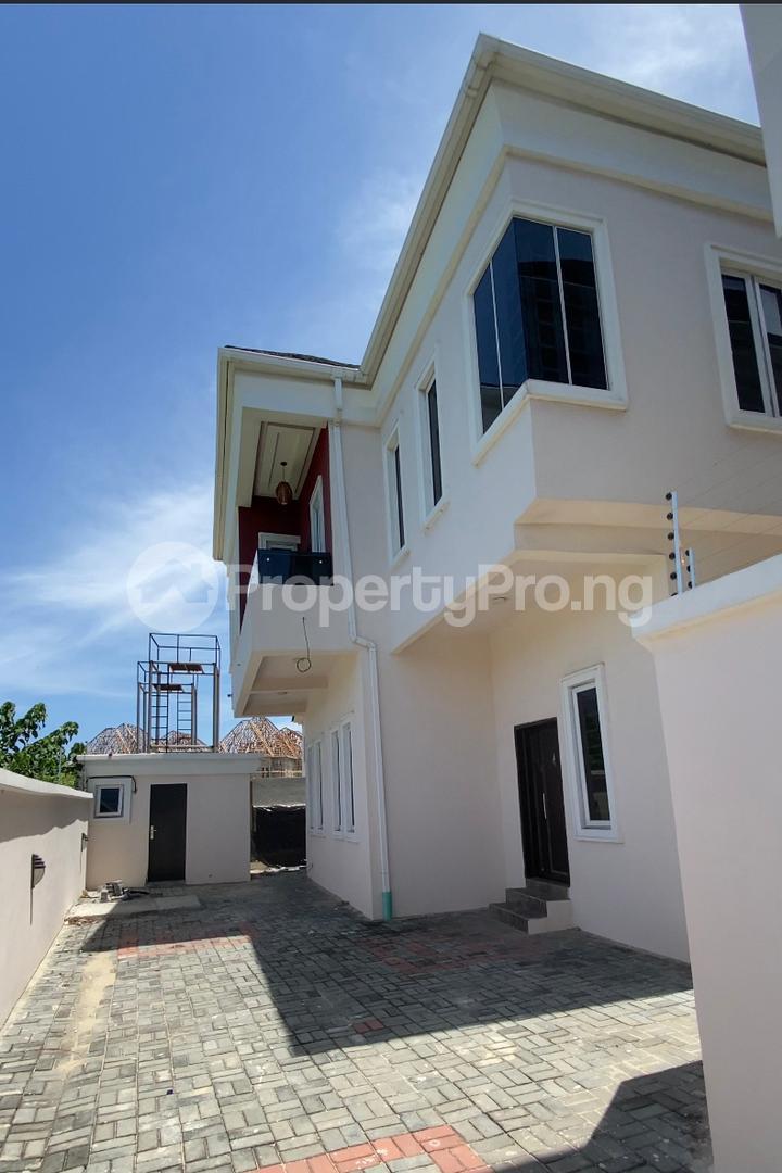 Detached Duplex House for sale Ologolo Lekki Lagos - 0