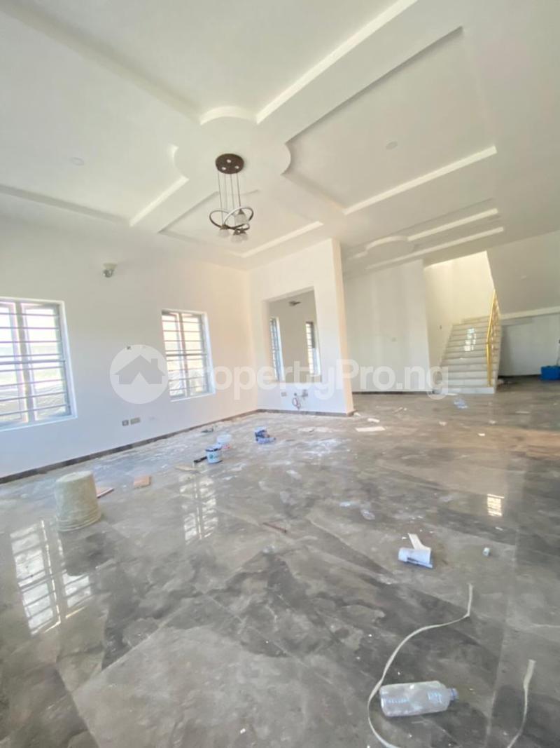 Detached Duplex House for sale Ologolo Lekki Lagos - 1