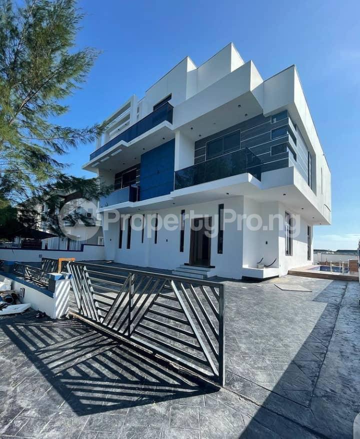 5 bedroom Detached Duplex House for sale Megamound Estate. Ikota Lekki Lagos - 0