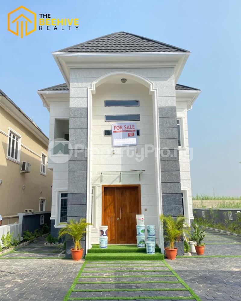 5 bedroom Detached Duplex House for sale Lekki County Homes Ikota Lekki Lagos - 0