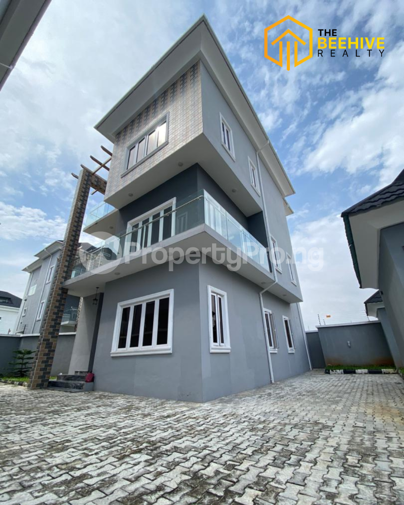 5 bedroom Detached Duplex House for sale Ikate Axis Ikate Lekki Lagos - 0
